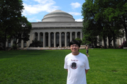 Mr. Ng Fung Ming, recipient of Professor Charles K Kao Research Exchange Scholarship 2011/12, attended an exchange programme in Massachusetts Institute of Technology, U.S.A.
