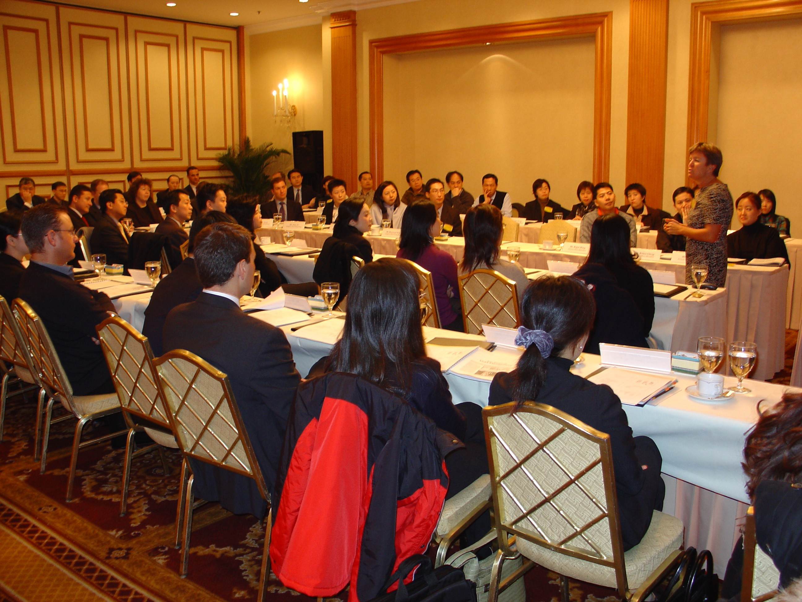 cuhk organizes executive training programme for the hospitality industry leaders at top management positions including general managers financial controllers revenue managers reservations managers and directors of