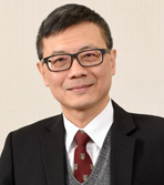Prof. Fong Wing-ping, Acting Head of Chung Chi College