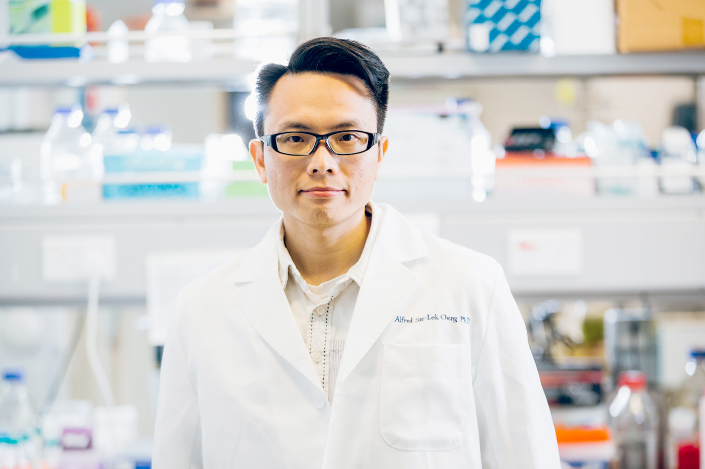 alfred cheng unlocks  difference   sexes  liver cancer cuhk