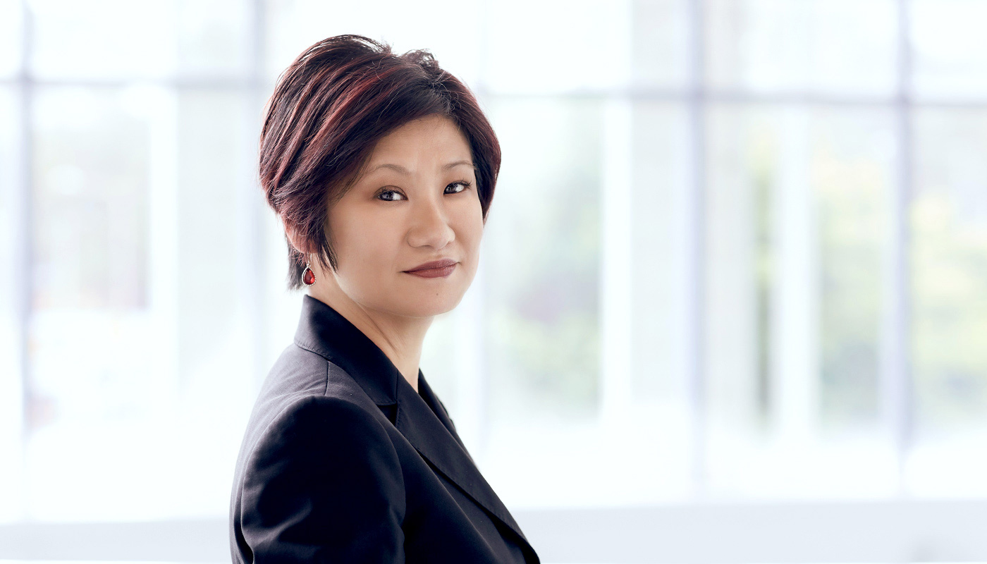Professional accountancy alumna Bonnie Chan (Class of 1993, New Asia College)