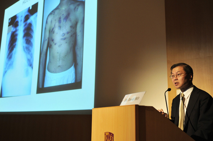 Dr David Ho Gives Updates On The Battle Against Hiv Aids