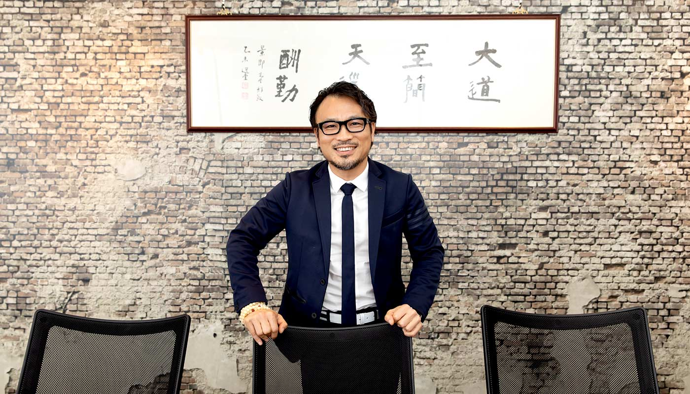 Kelvin Wu: 'CUHK has given me three treasures: freedom, general education, and minors.'