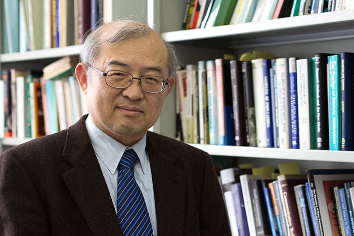 Prof. Lo Ven-hwei, School of Journalism and Communication