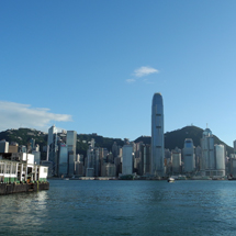 Getting to HK