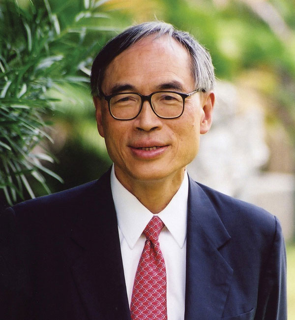 Professor Lawrence J. Lau