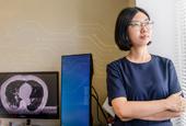 智能测新冠──窦琪以AI演算法革新肺部病变影像诊断