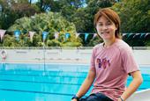 「泳」无止境──蔡晓慧与游泳的罗曼史