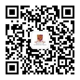 CUHKofficial 微信帐号QR码