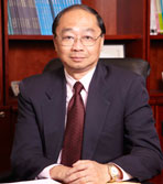 Prof. Henry Wong, Head of New Asia College