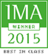 Best in Class at the Interactive Media Awards 2015