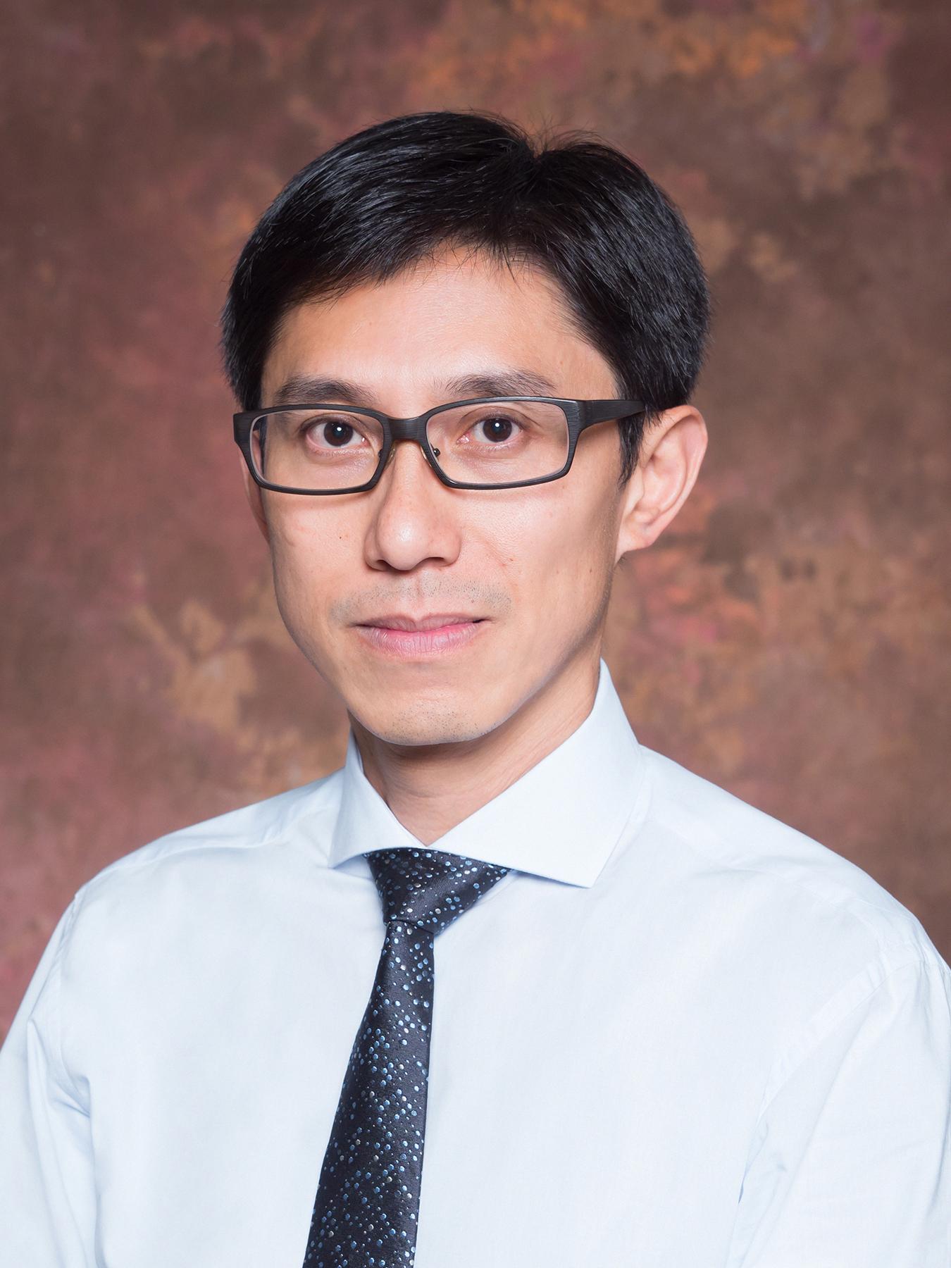 photo of Dr. WAN Tsz Kai Jones