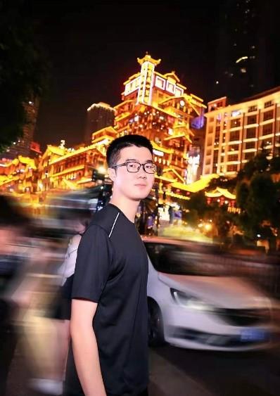 Photo of SUN Zhangyu Joe
