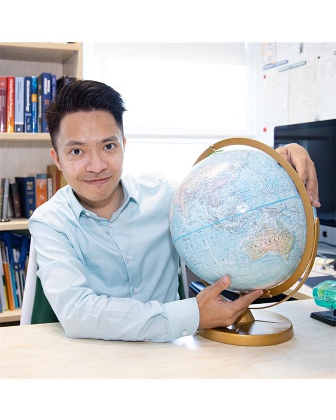 photo of Professor TAI Pui Kuen Amos