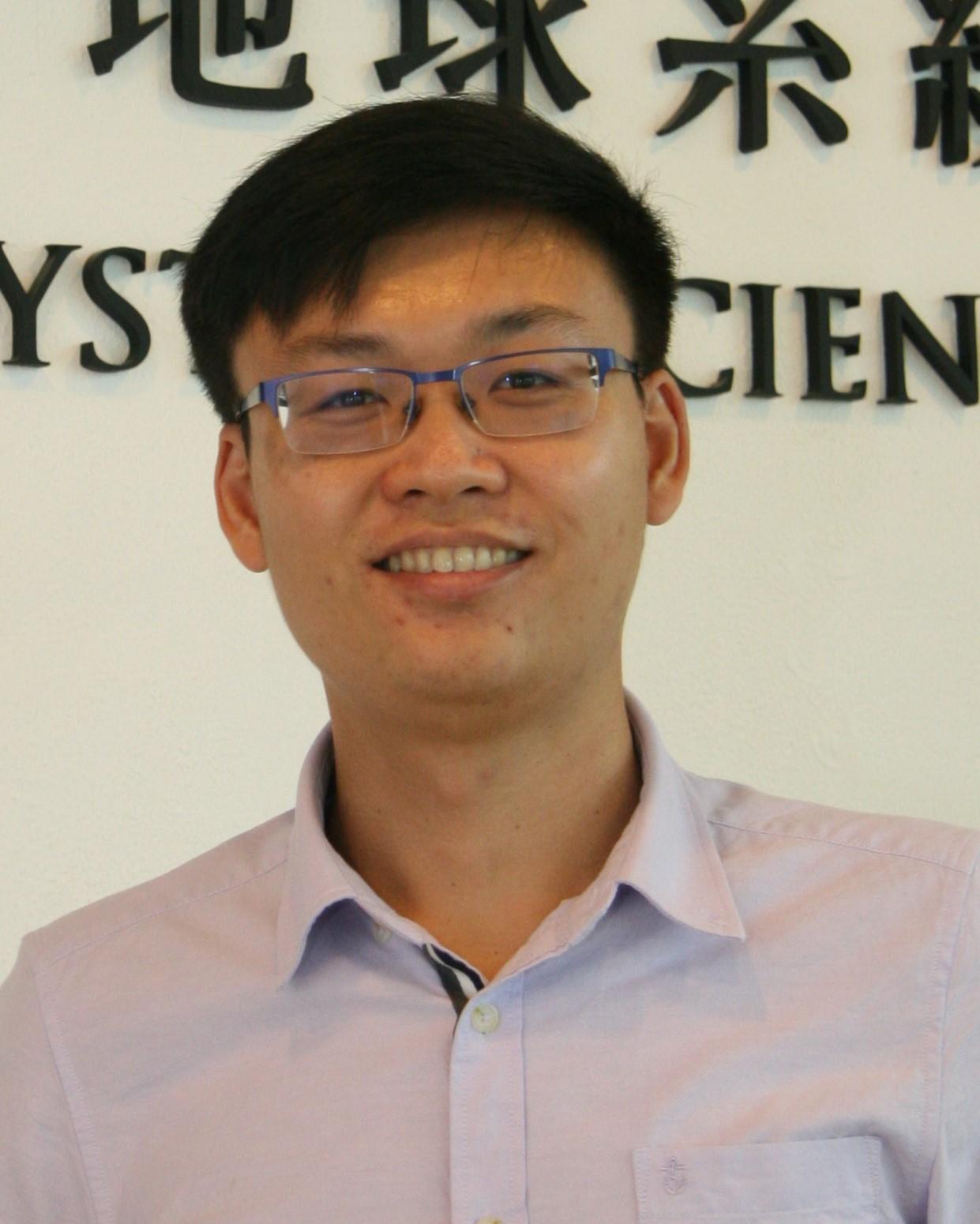 photo of Professor TAN Yen Joe