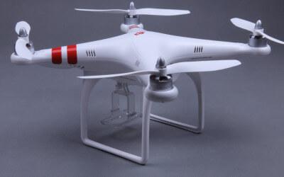 image: UAV