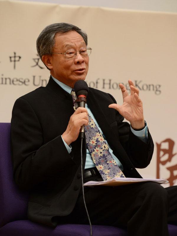 Professor Leo Lee Ou-fan