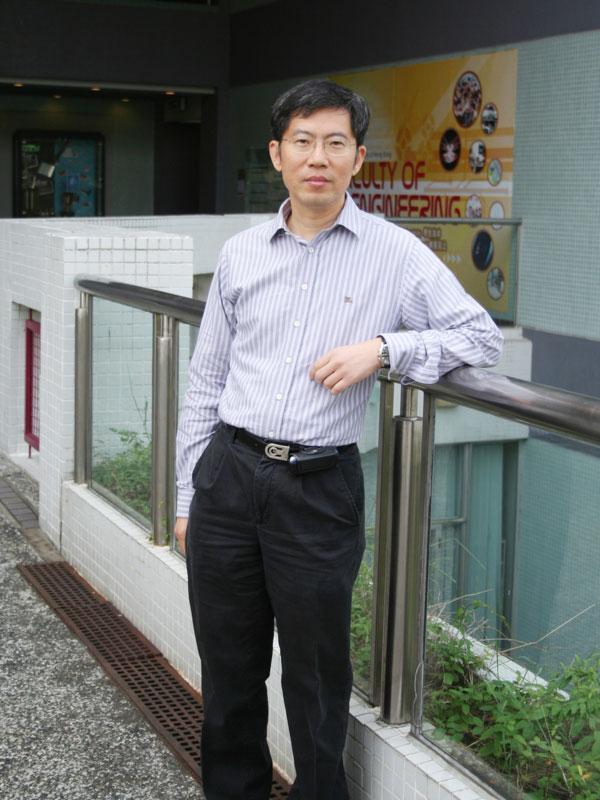 Professor Raymond Yeung Wai-ho