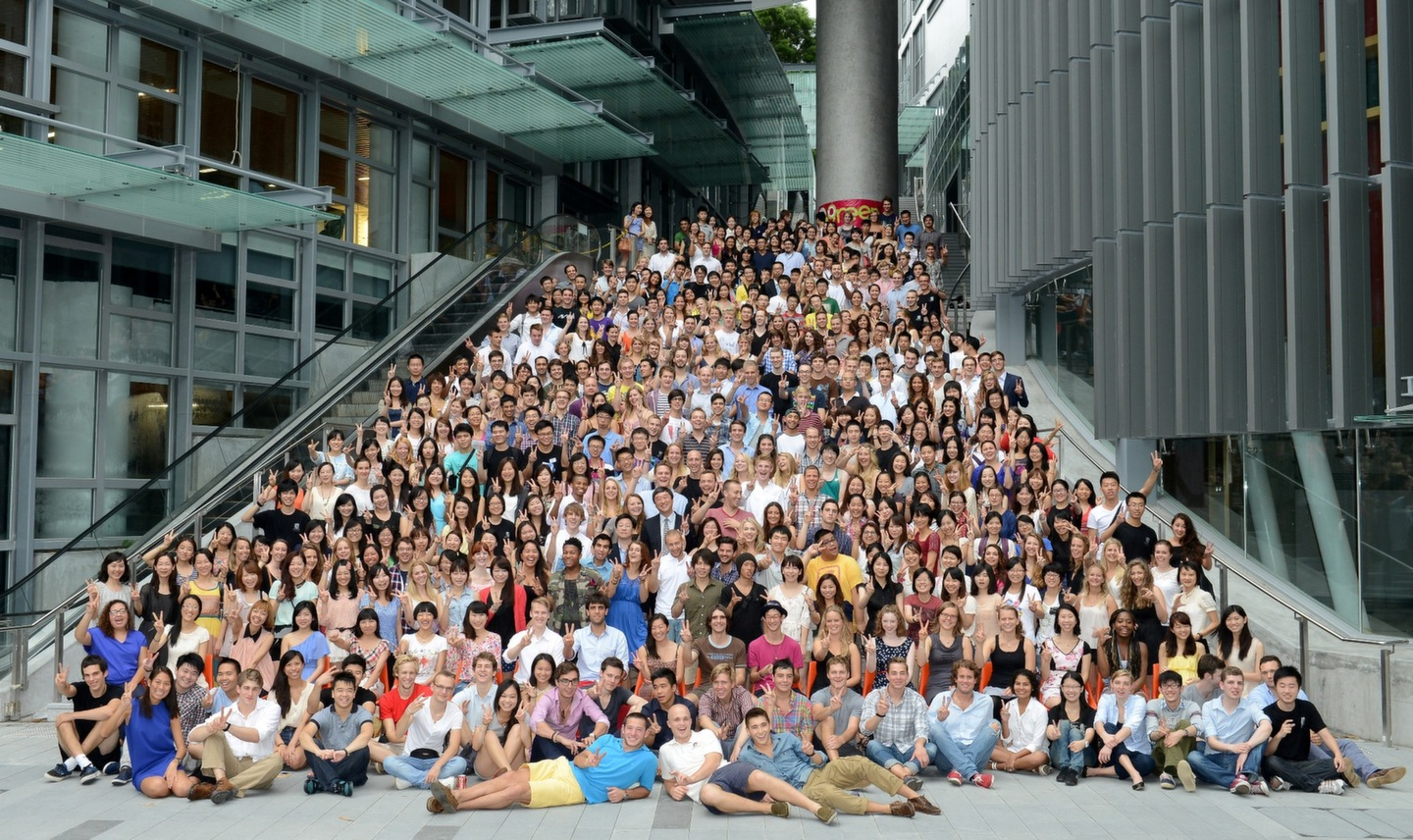 CUHK receives more incoming exchange students (2012)